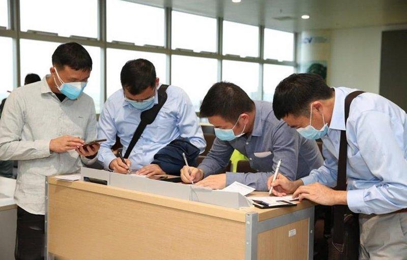 Thực hiện khai báo y tế toàn dân Việt Nam từ ngày 10/3