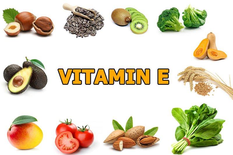 Vitamin E có