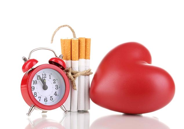 Hút thuốc lá và các bệnh lý tim mạch