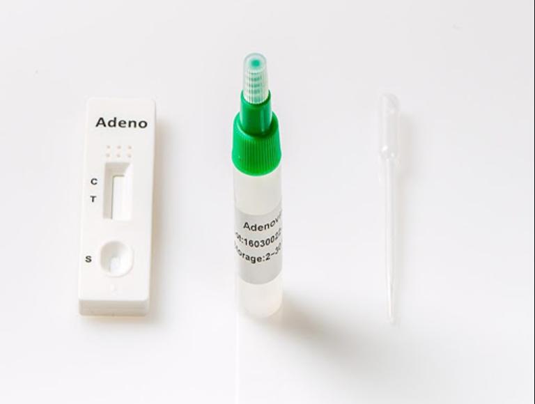 Xét nghiệm influenza virus A B test nhanh chẩn đoán bệnh cúm