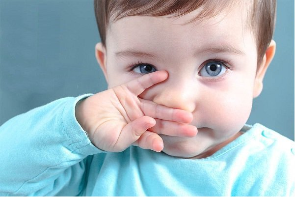 Viêm mũi trẻ