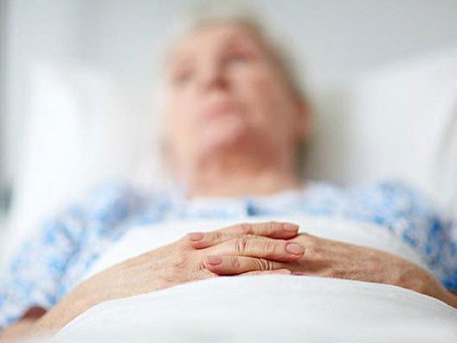Người bệnh mệt mỏi sau đột quy