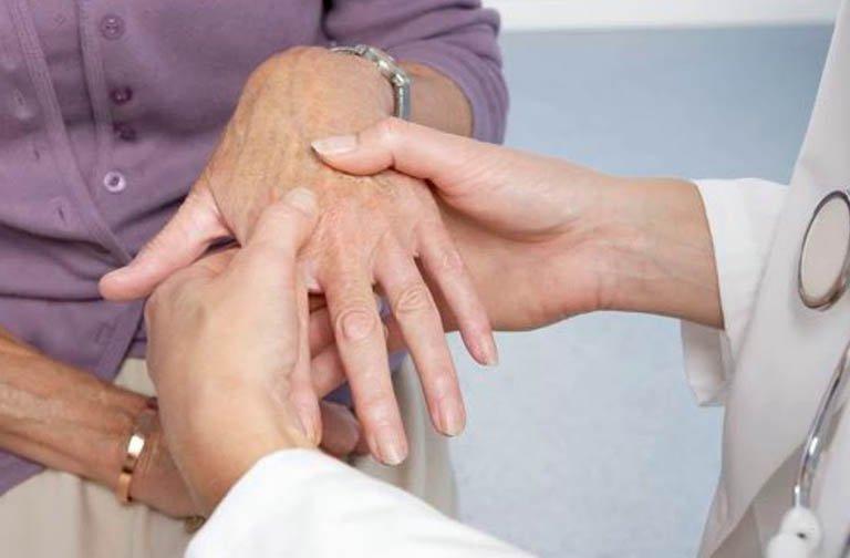 Bệnh viêm khớp dạng thấp huyết thanh dương tính
