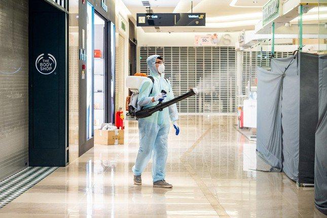 Hướng dẫn phòng chống Covid-19 tại chung cư theo khuyến cáo của Bộ Y tế