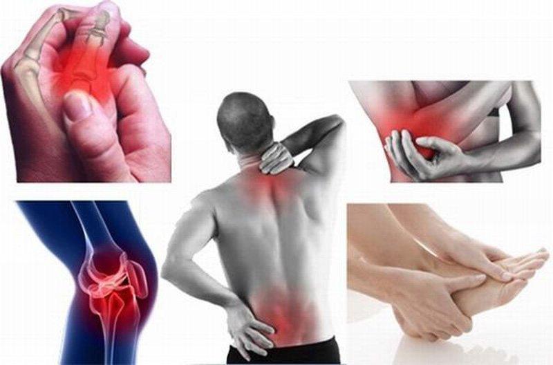 Đau cơ xương khớp toàn thân