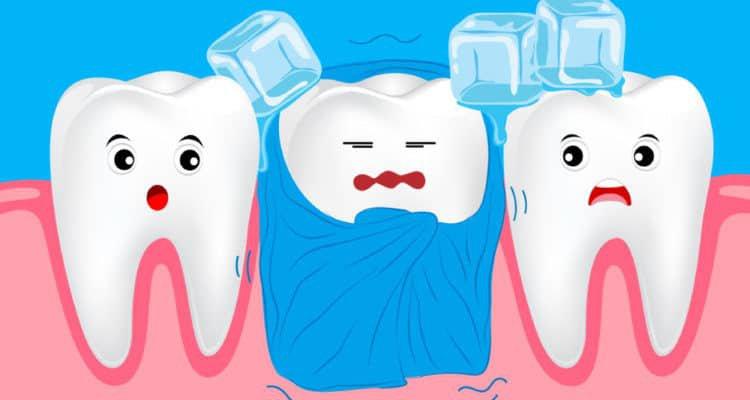 Ê buốt răng hàm khi ăn đồ cứng và lạnh phải làm sao?