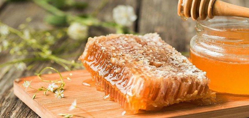 mật ong thô
