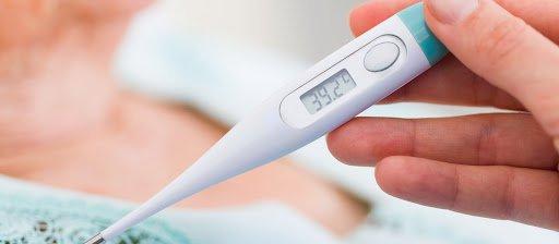 Nóng bụng và sốt sau mổ ruột thừa