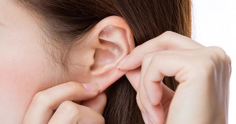 Hạch nhỏ nổi sau tai