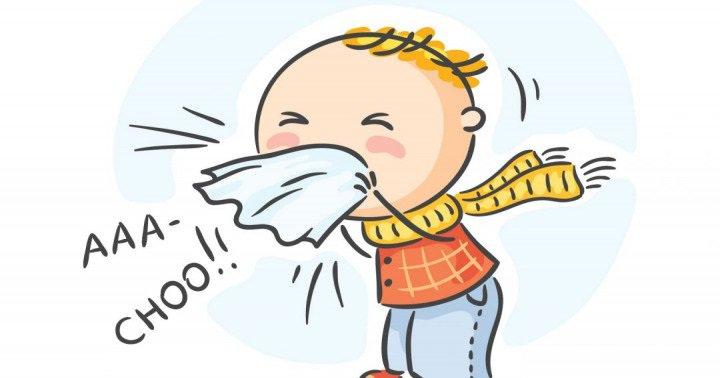 Văng hạt mủ khô khi hắt hơi là biểu hiện bệnh gì?