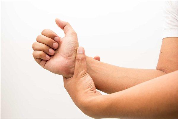 duỗi ngón tay