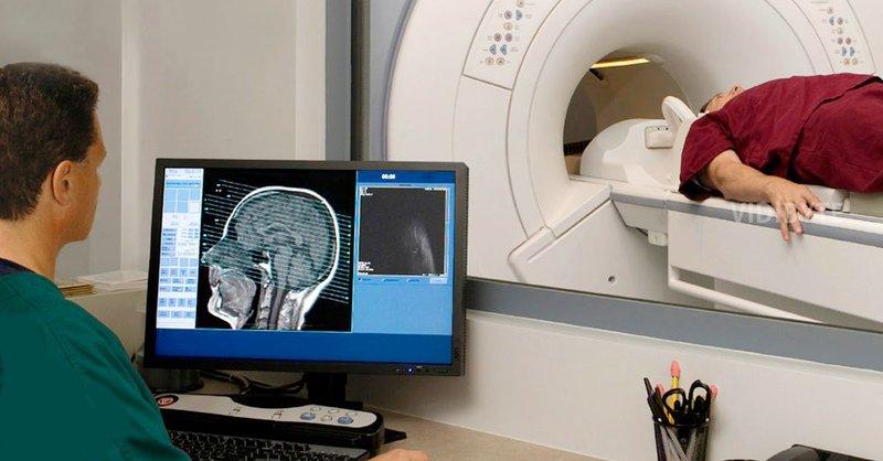 Hình ảnh cộng hưởng từ (MRI)