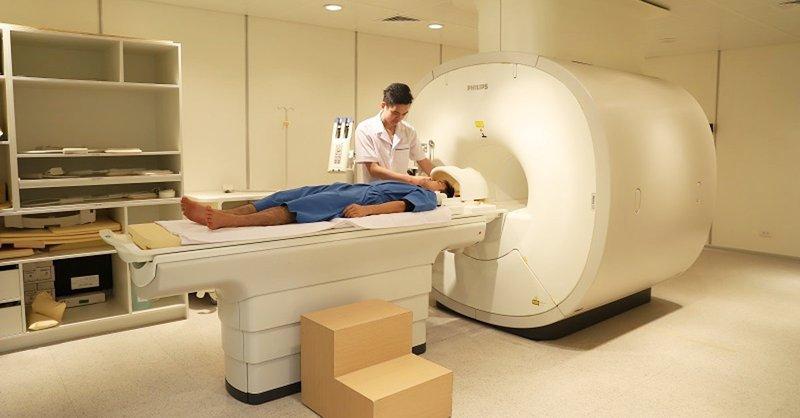 Chụp MRI tưới máu não