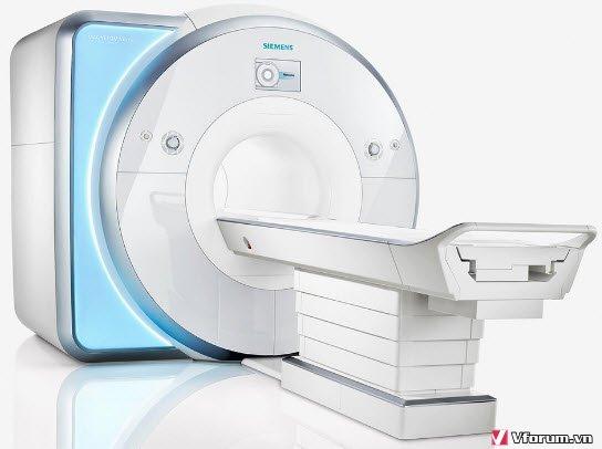 Quy trình chụp MRI