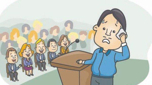 Vì sao bạn chóng mặt, hồi hộp, chân tay run rẩy khi đứng trước đám đông?