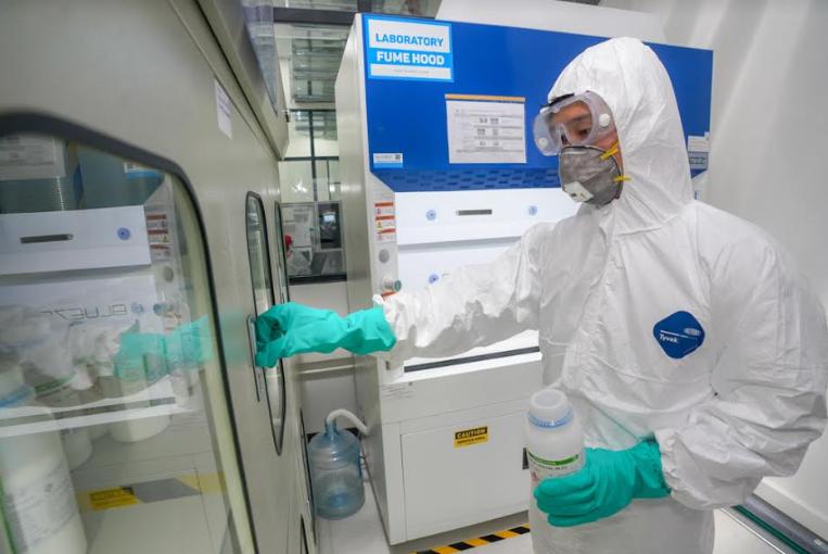 Vingroup bắt tay vào sản xuất máy thở và máy đo thân nhiệt | Vinmec