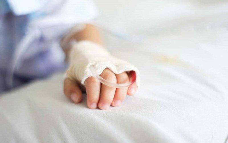 sốc phản vệ gây tử vong cho trẻ