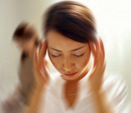 Thiếu máu não và rối loạn tiền đình