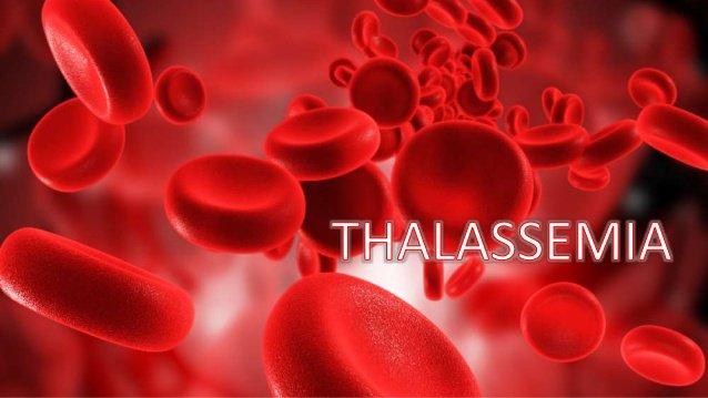 Phòng bệnh Thalassemia