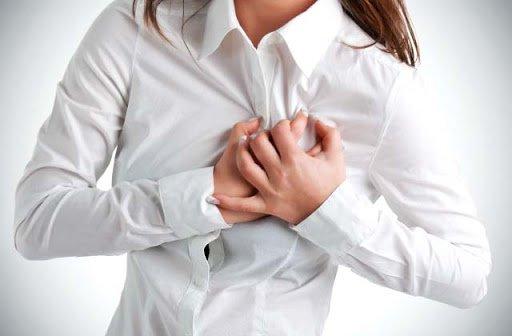 Đau vùng ngực