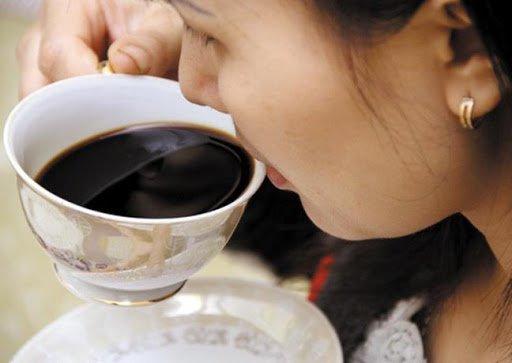 Mệt mỏi trong người sau khi uống cà phê