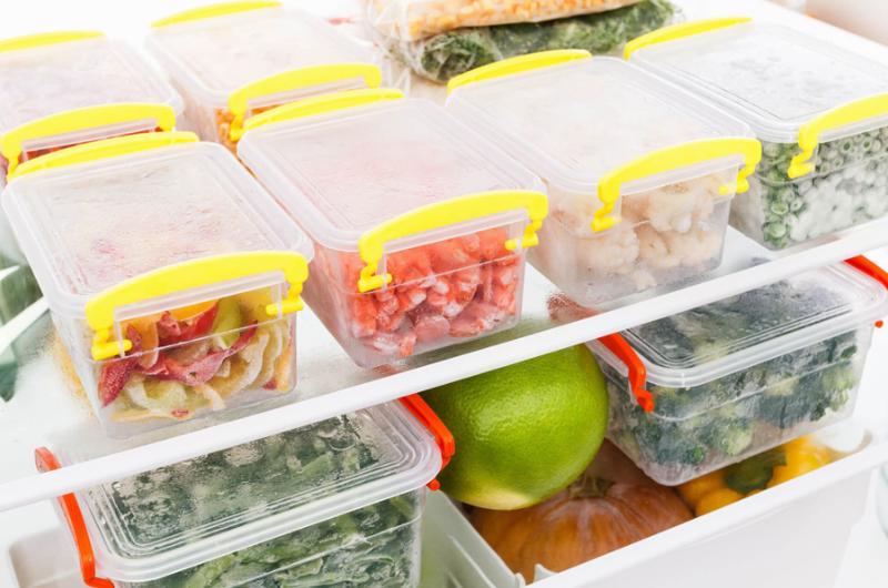 Bảo quản thực phẩm lạnh