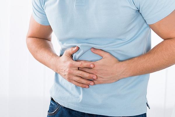 Đau bụng dưới phần ngực