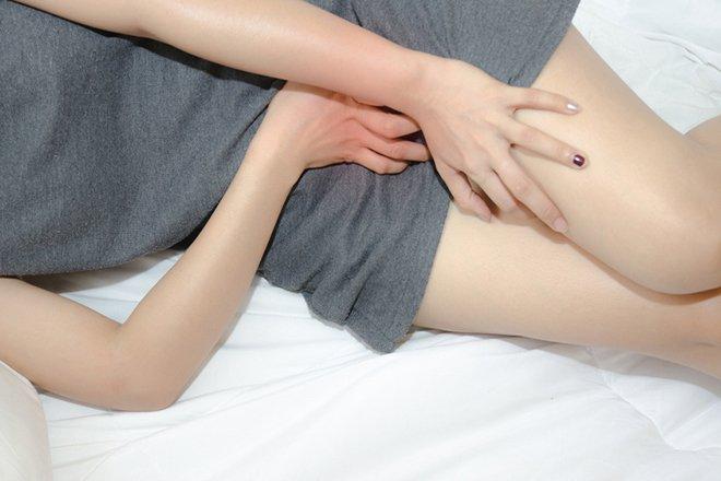Ra máu tươi sau quan hệ tình dục
