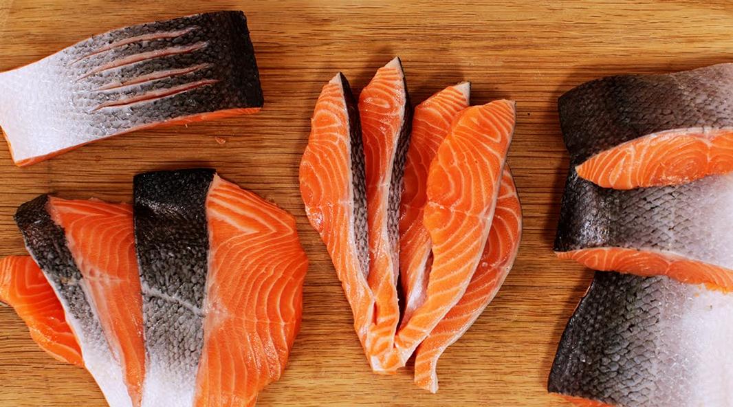 Giá trị dinh dưỡng từ cá hồi | Vinmec