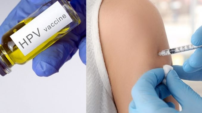Tiêm vắc-xin ngừa HPV