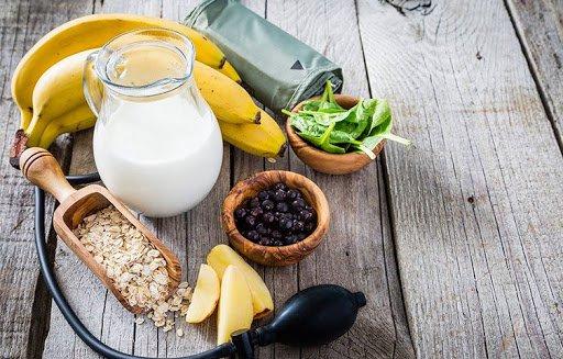 chế độ ăn bệnh nhân tăng huyết áp