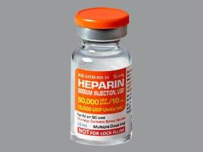 thuốc heparin