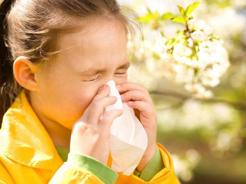 Trẻ mắc viêm mũi dị ứng