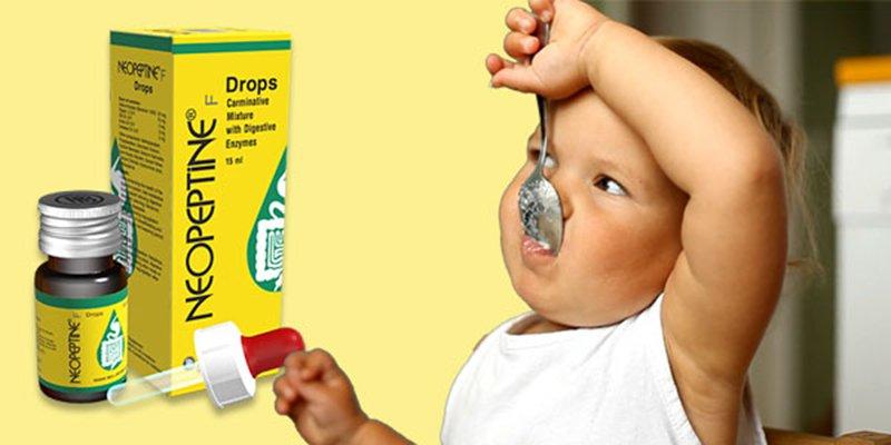 neopeptin cho trẻ