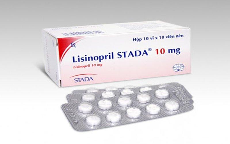 Thuốc Lisinopril