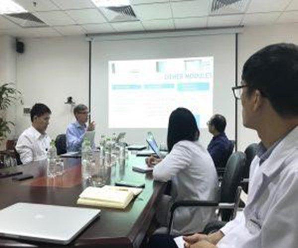 Hội thảo quản lý ngân hàng sinh học
