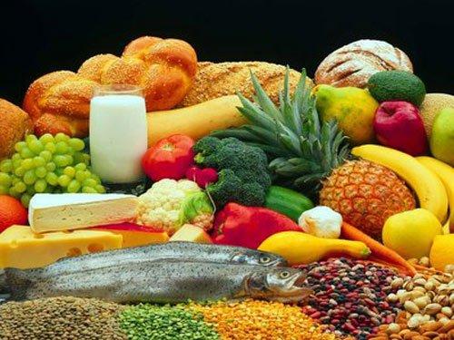 15-20 loại thực phẩm