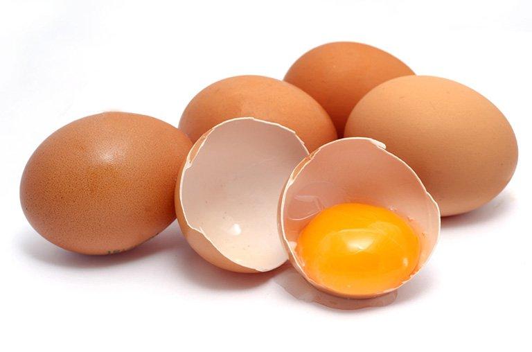 Trứng là thực phẩm có lợi và dễ chế biến cho bữa sáng