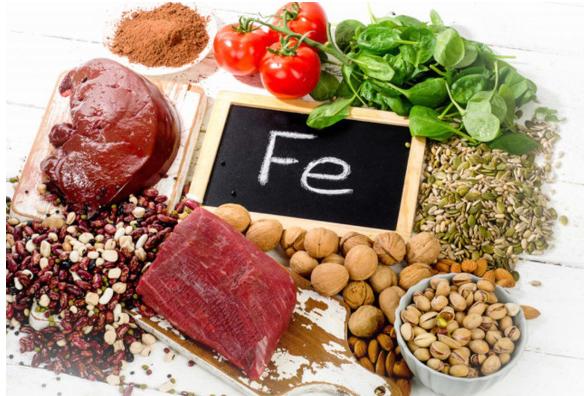 12 thực phẩm lành mạnh có nhiều chất sắt   Vinmec