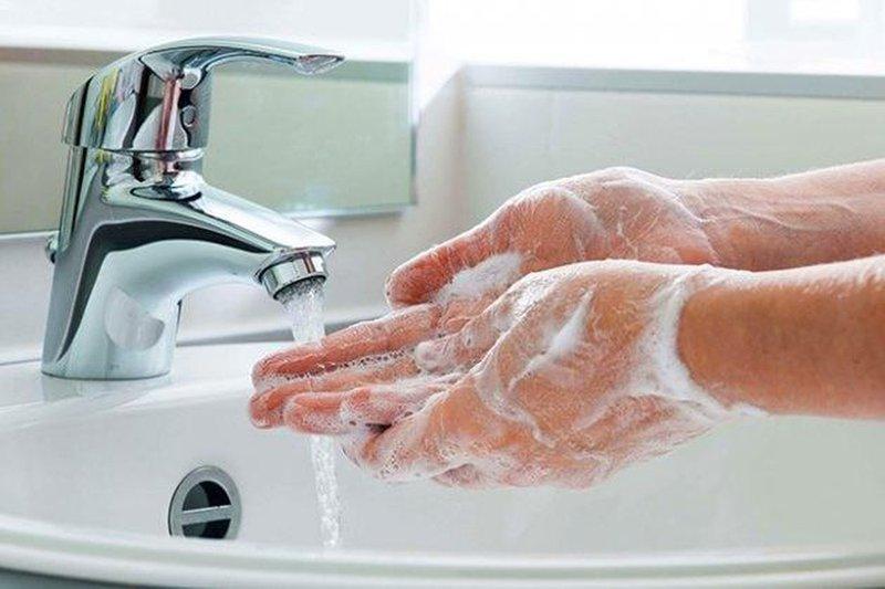 Thường xuyên rửa tay bằng xà phòng giúp ngăn ngừa sự lây nhiễm viêm gan