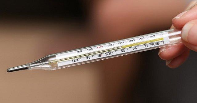 nhiệt độ cơ thể