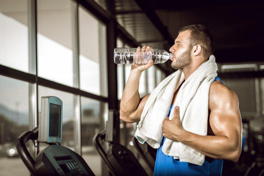 Tập gym rất tốt cho sức khỏe