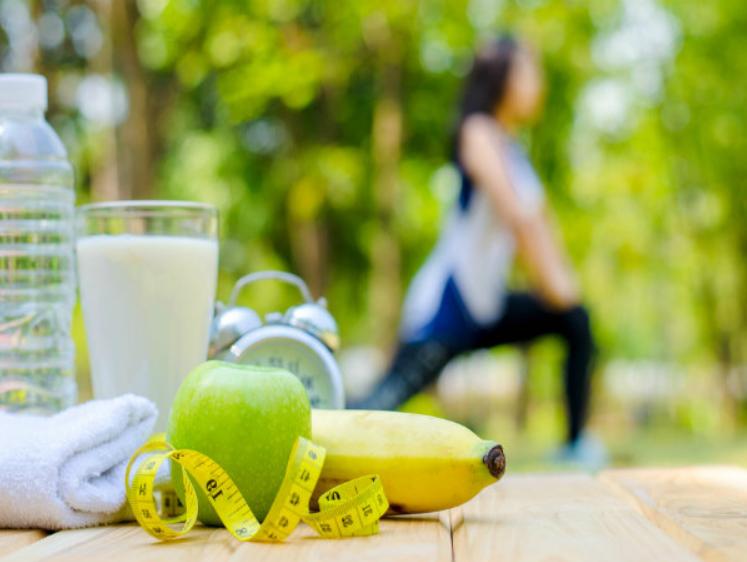 ăn sau tập thể dục dinh dưỡng