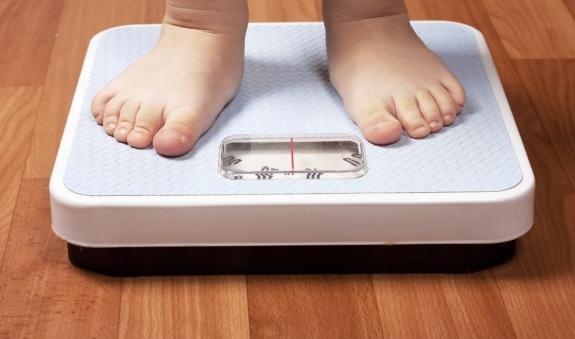 Trẻ không tăng cân