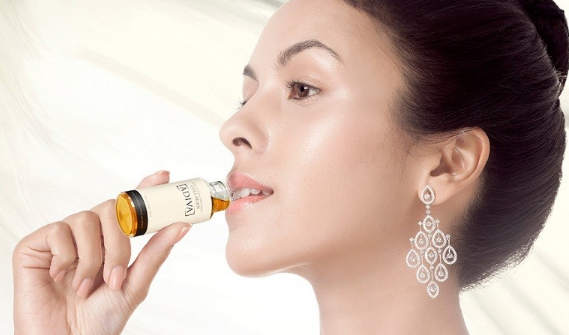 Uống collagen