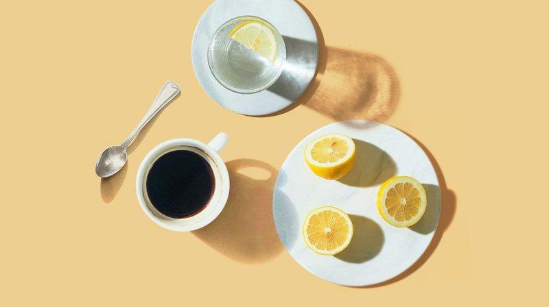 Chanh cà phê