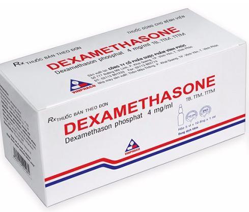 Thuốc dexamethasone