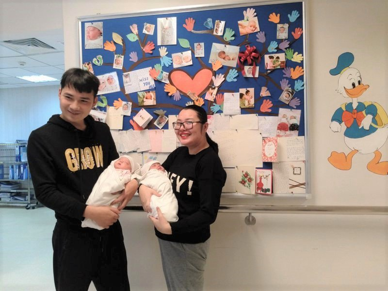 Feedback nuôi dưỡng trẻ sinh non tại Vinmec