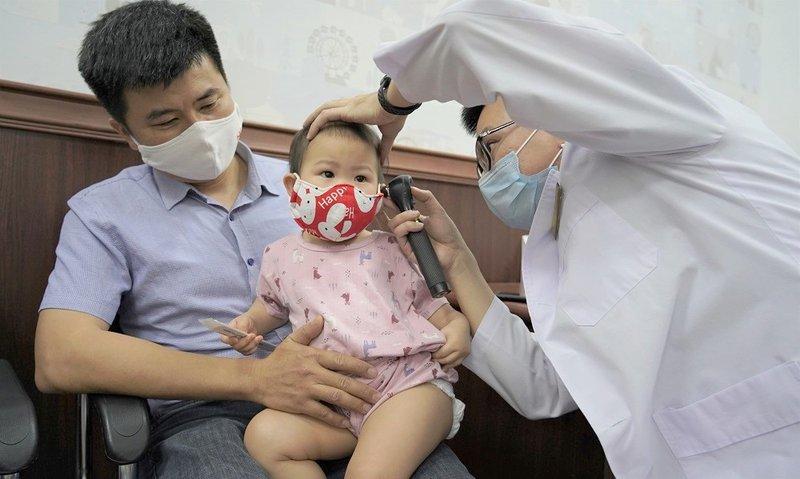 Tiêm chủng, tiêm phòng vacxin tại Vinmec