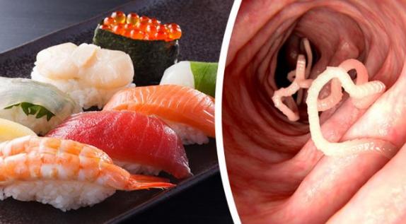 Thực phẩm tái, tươi sống có nguy hiểm